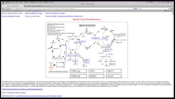 Mutacje SHMT, ACAT lub CBS