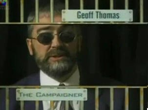 Geoff Thomas - wiwisekcja