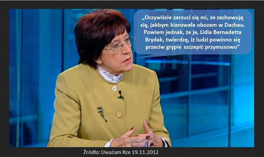Lidia Brydak - Uważam Rze - 2012