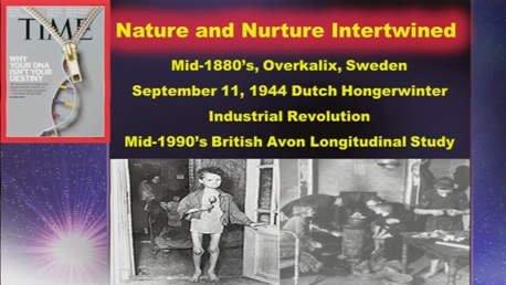 Transformacja epigenetyczna - Overkalix, Szwecja