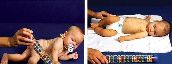 Typowy i nietypowy rozwój 6-miesięcznego dziecka - na boku