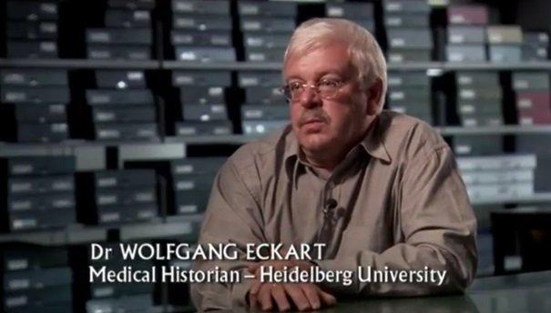 Dr Wolfgang Eckart