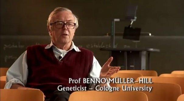 Prof. Benno Müller-Hill