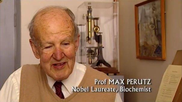 Prof. Max Perutz