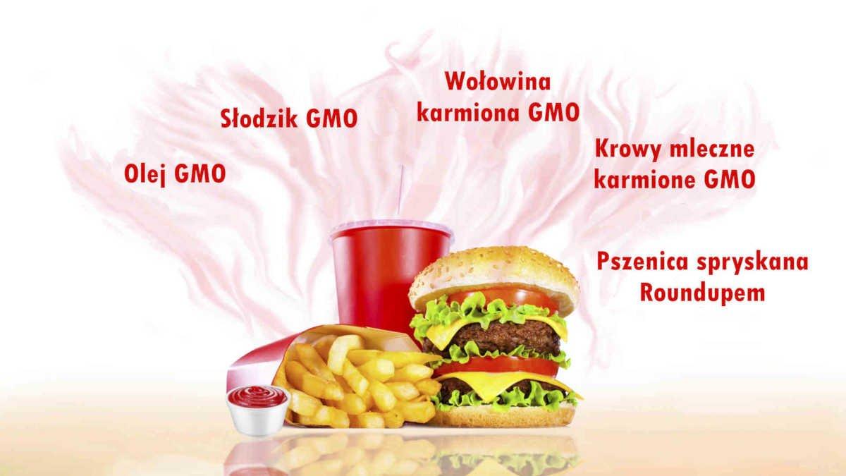 Sekretne składniki-śmieciowe jedzenie