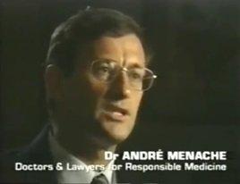 Dr André Menache