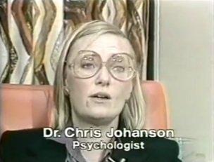 Dr Chris Johanson