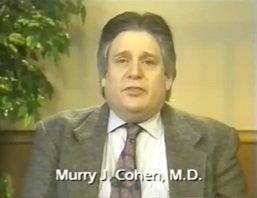 Dr Murry J. Cohen