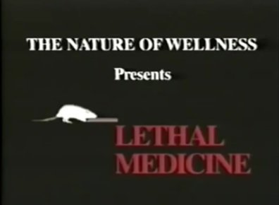Wiwisekcja - śmiertelna medycyna