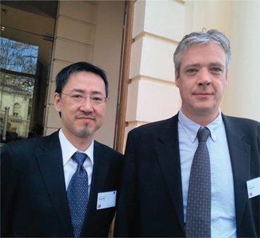 Yoshihiro Kawaoka i Ron Fouchier