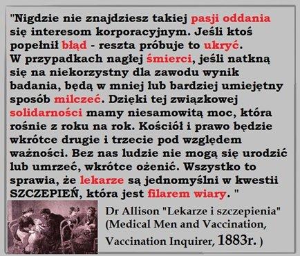 Solidarnośc lekarska - Lekarze i Szczepienia