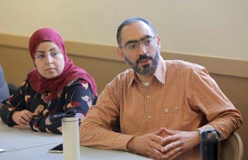 Ahmed i Dalia Abdelnaby