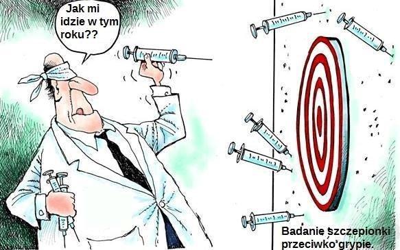 Kolejna nieudana szczepionka przeciw grypie