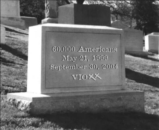 Producent Vioxx, firma Merck, opracowała listę lekarzy do wyeliminowania