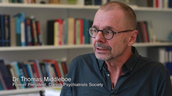 Dr Thomas Middleboe - Malcolm jest trochę chory - o jedną szczepionkę za dużo