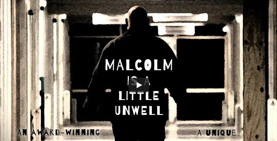 Malcolm jest trochę chory