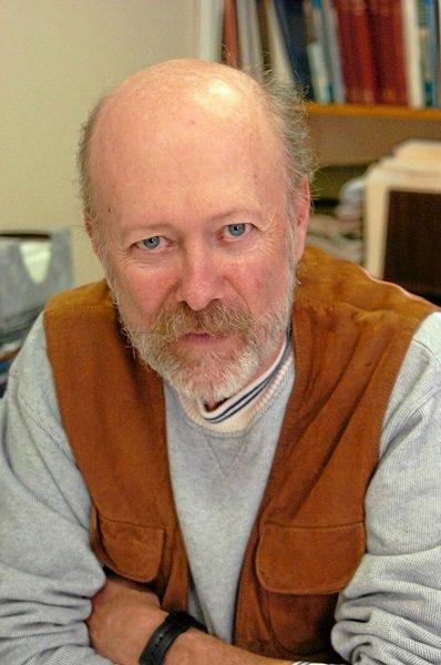 Paul Patterson, profesor nauk biologicznych w Caltech i profesor badań neurobiologicznych w Keck School of Medicine w USC