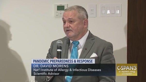 dr David Morens