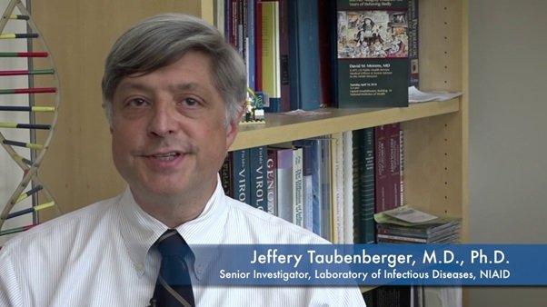 dr med. Jeffery Taubenberger