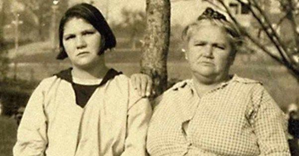 Carrie Buck i jej matka - 7 niepokojących cytatów na temat eugeniki