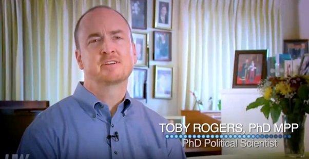 Ekonomia polityczna autyzmu – dr Toby Rogers