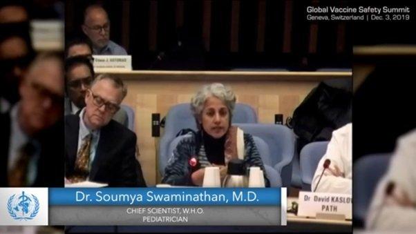 Szczepionki są bardzo bezpieczne – dr Soumya Swaminathan