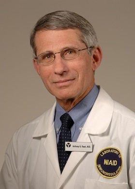 Dr Anthony Fauci - wskaźnik śmiertelności przypadków koronawirusa może być znacznie mniejszy niż 1%.