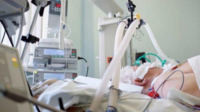 9 z 10 pacjentów z COVID-19 umieszczonych pod respiratorem umiera