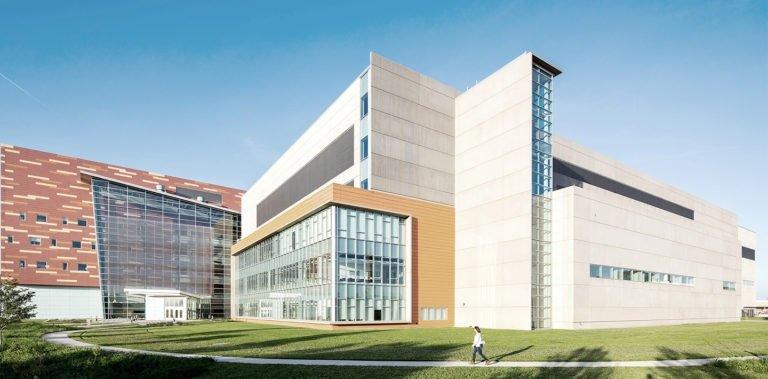 Nowe laboratorium o wysokiej zdolności izolacji patogenów USAMRIID