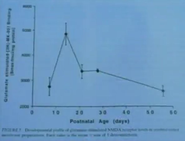 wzrost i spadek poziomu glutaminianu