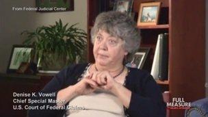 Denise Vowell - sąd szczepionkowy