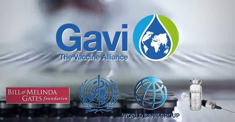 'Globalny Sojusz na rzecz Szczepionek i Szczepień - Bill Gates