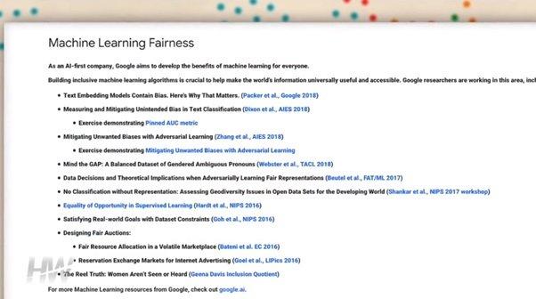 Maszynowe Uczenie Sprawiedliwości - Machine Learning Fairness.