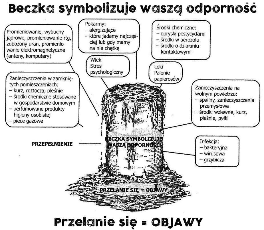 Całkowite obciążenie organizmu - Dr Józef Krop