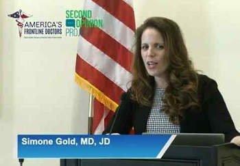 Dr Simone Gold