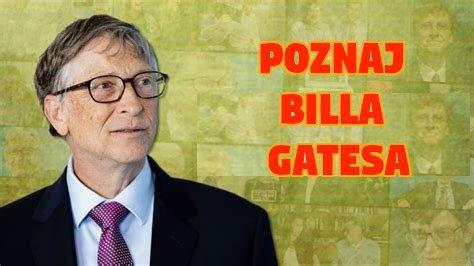 Poznaj Billa Gatesa
