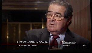 Sędzia Antonin Scalia