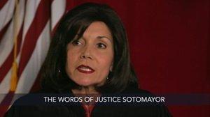 Sędzia Sonia Sotomayor