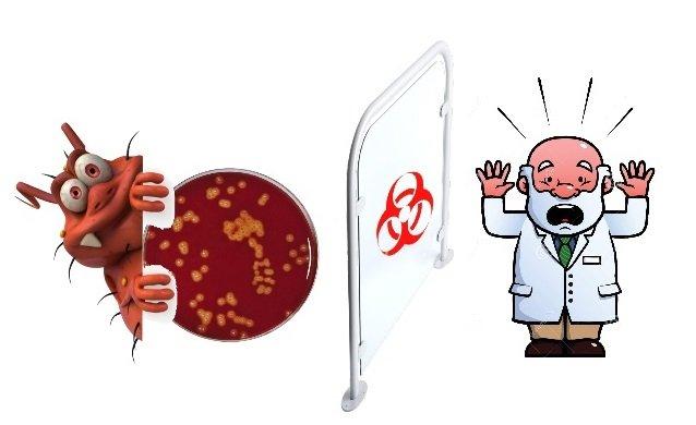 Zagrożenie pandemią i wycieki z laboratoriów