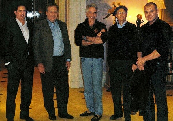 Bill Gates wielokrotnie spotykał się z Jeffreyem Epsteinem