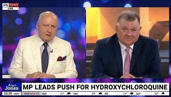 Biurokraci zaprzeczają, że hydroksychlorochina zmniejsza śmiertelność