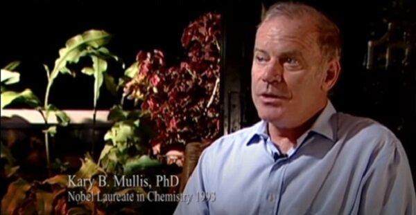Czy HIV jest prawdopodobną przyczyną AIDS - Kary Mullis