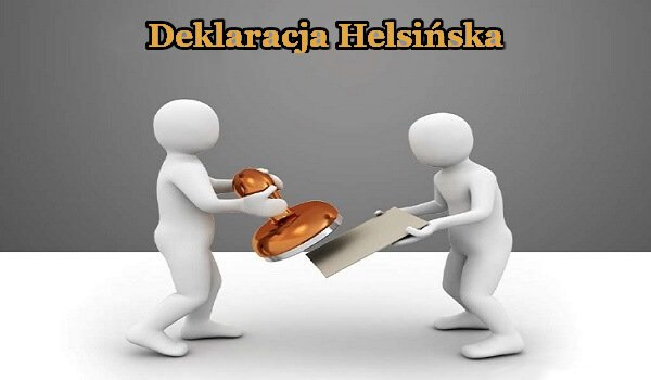 Deklaracja Helsińska