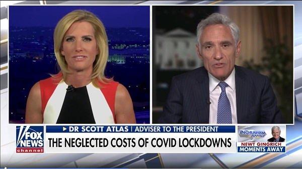 Długotrwały lockdown jako zbrodnia przeciwko ludzkości - dr Scott Atlas