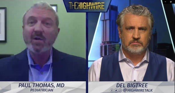 Dr Paul Thomas - zawieszone prawo wykonywania zawodu za badanie szczepionek.