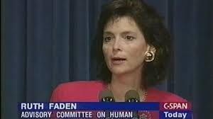 Dr Ruth Faden