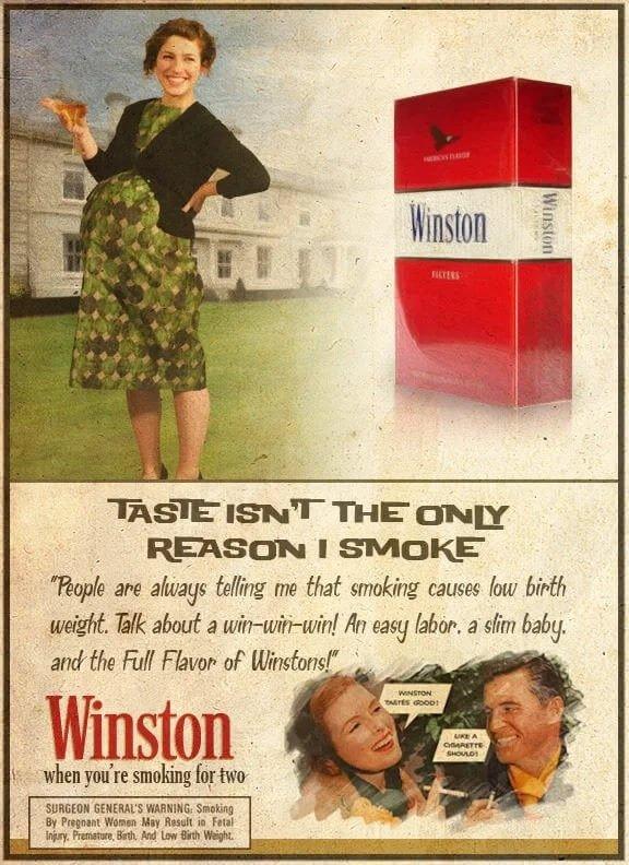 Papierosy Winston – kiedy palisz za dwoje