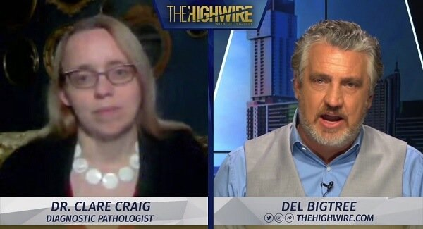 Bezobjawowy nosiciel - Wywiad z dr Clare Craig