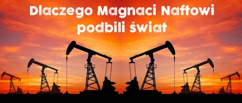 Dlaczego Magnaci Naftowi podbili świat [eugenika, ekologia]