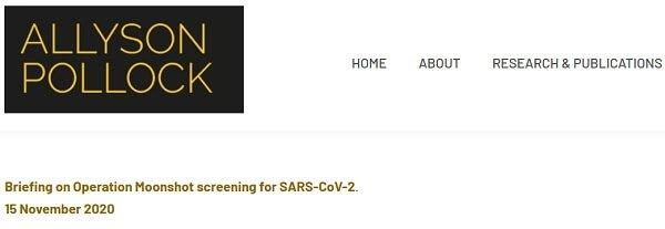 Omówienie badań przesiewowych na SARS-Cov-2